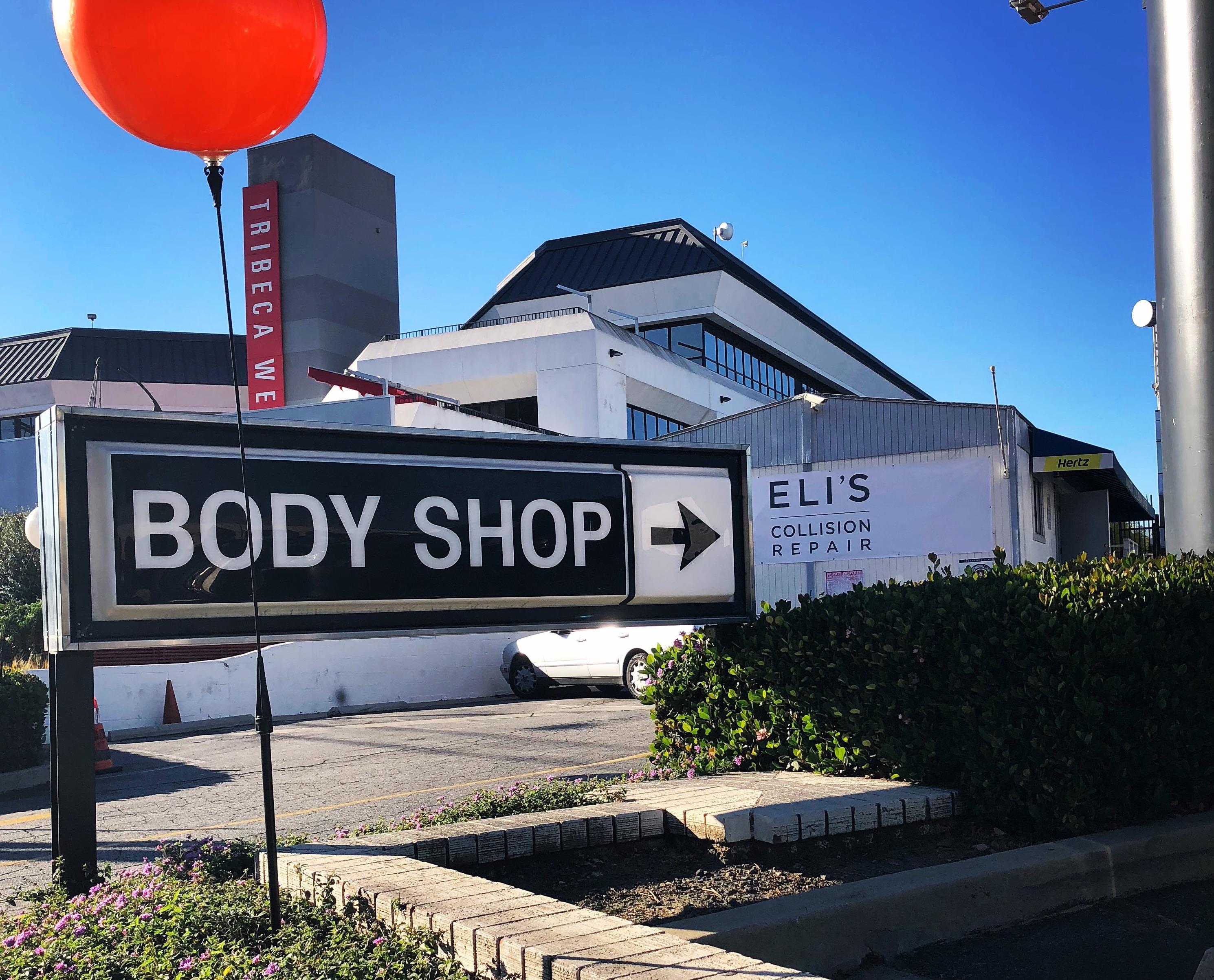 body shop near me west los angeles - Eli's Collision ...
